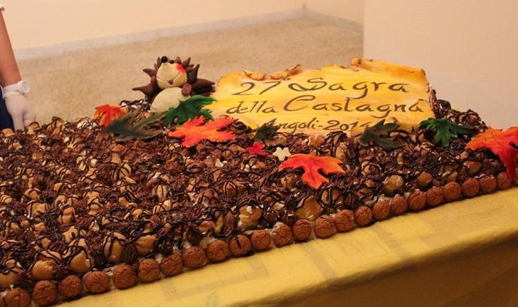 Sagra della Castagna - Fraz. Angoli - Serrastretta (CZ ...