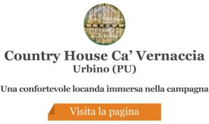 Country House Ca' Vernaccia La Tartufaia Ristorante Camere Appartamenti Bed And Breakfast - Urbino (PU)
