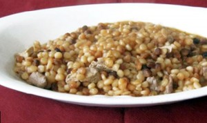 Fregola all'asinello