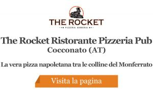 The Rocket Ristorante Pizzeria Birreria - Cocconato (AT)