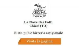 La Nave dei Folli Beer Lounge & Restaurant - Chieri (TO)