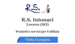 R.S. Intonaci - Lovero (SO)