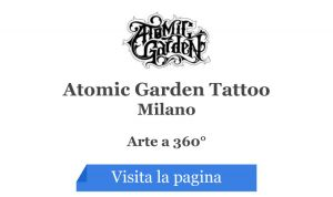 Atomic Garden Tattoo - Milano