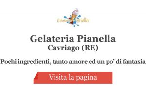 Gelateria Pianella - Cavriago (RE)