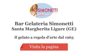 Bar Gelateria Simonetti - Santa Margherita Ligure (GE)