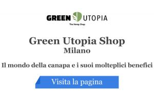Green Utopia Shop - Milano