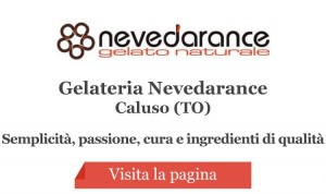 Gelateria Nevedarance - Caluso (TO)
