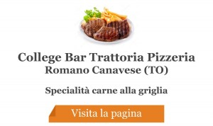 College Bar Trattoria Pizzeria - Romano Canavese (TO)