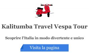 Kalitumba Travel Vespa Tour