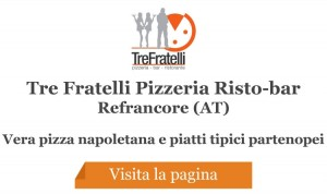 Tre Fratelli Pizzeria Risto-Bar - Refrancore (AT)