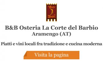 B&B Osteria La Corte del Barbio - Aramengo (AT)