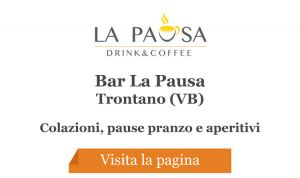 Bar La Pausa Drink & Coffee - Trontano (VB)