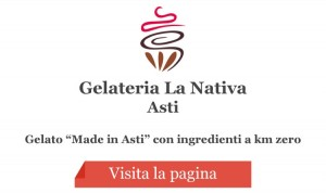 Gelateria La Nativa - Asti