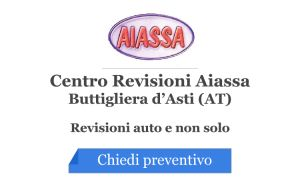 Centro Revisioni Aiassa - Buttigliera d'Asti (AT)